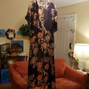 Cupshe Dresses - Cupshe Wrap around Dress or Coverup